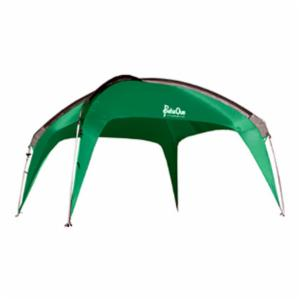 Paha Que Cottonwood Lt Shade Shelter Tent - 144W x 144H in. - Green