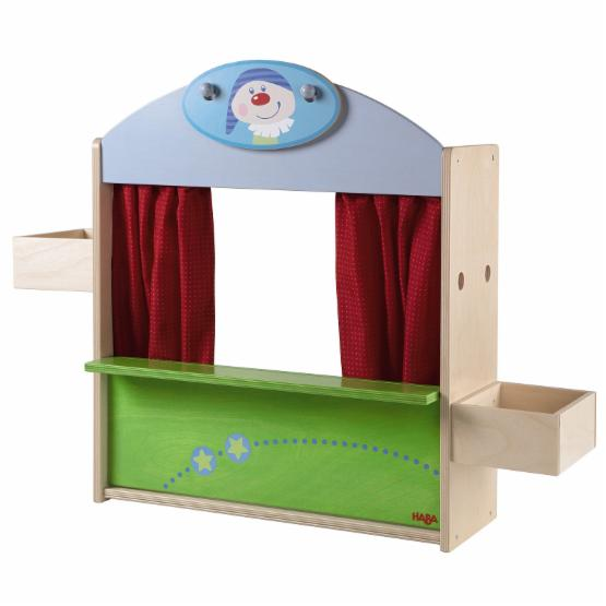 Haba Tabletop Puppet Theatre