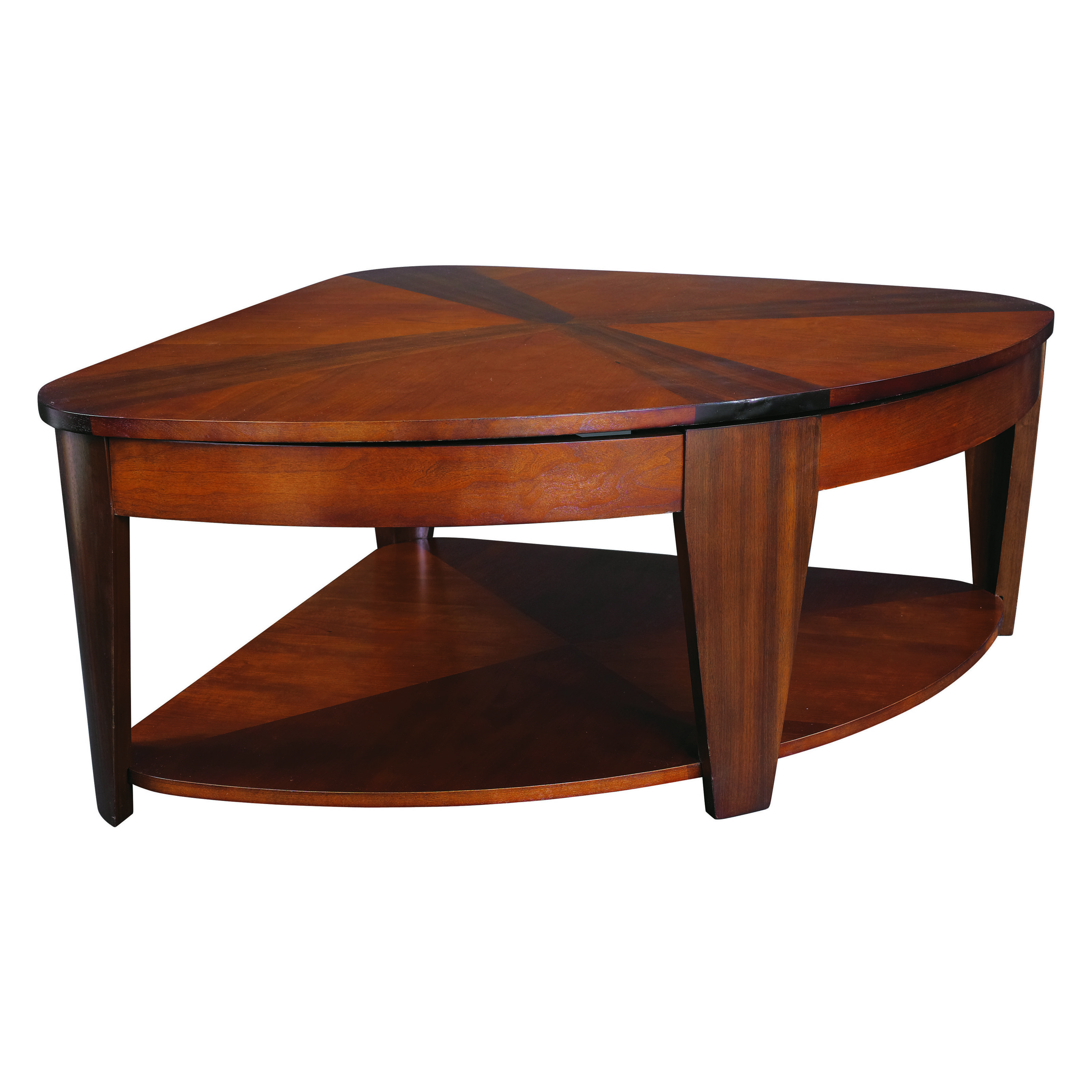 Hammary Oasis Oval Lift Top Coffee Table