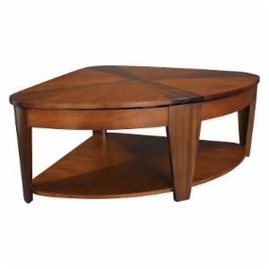 triangle coffee tables | hayneedle