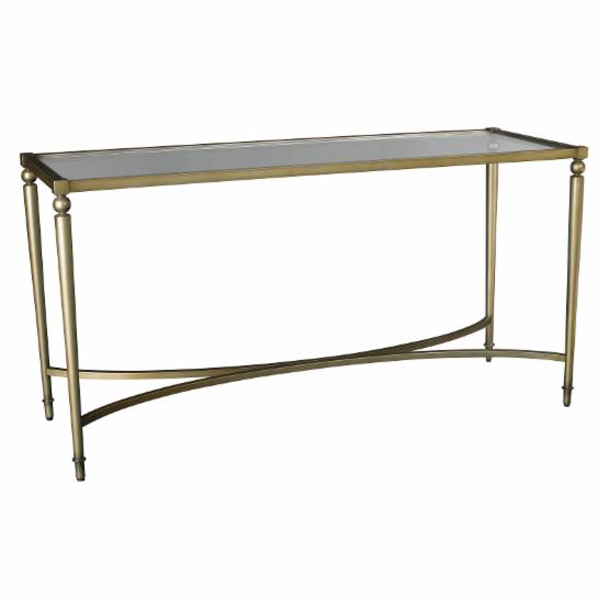 Hammary Elipse Rectangular Console table