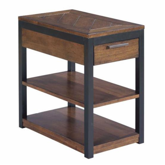 Hammary Franklin Charging End Table