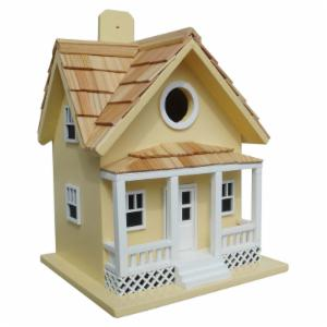 Home Bazaar Beachside Cottage Birdhouse