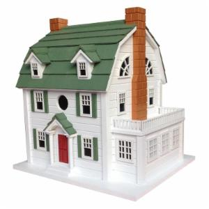 Home Bazaar Dutch Colonial Bird House
