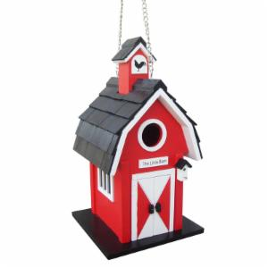 Home Bazaar Barn Bird House