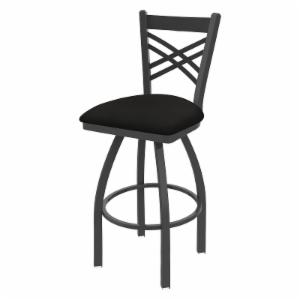 Holland Bar Stool Catalina 25 in. Swivel Counter Stool with Fabric Seat