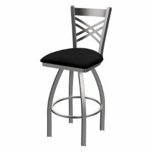 Holland Bar Stool Catalina 36 in. Extra Tall Swivel Bar Stool with Faux Leather Seat