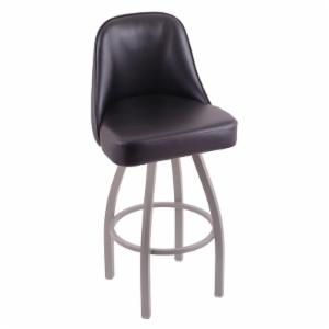 Holland Bar Stool Grizzly 36 in. Extra Tall Swivel Bar Stool with Faux Leather Seat