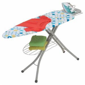 Honey Can Do Ironing Board with Rest and Shelf