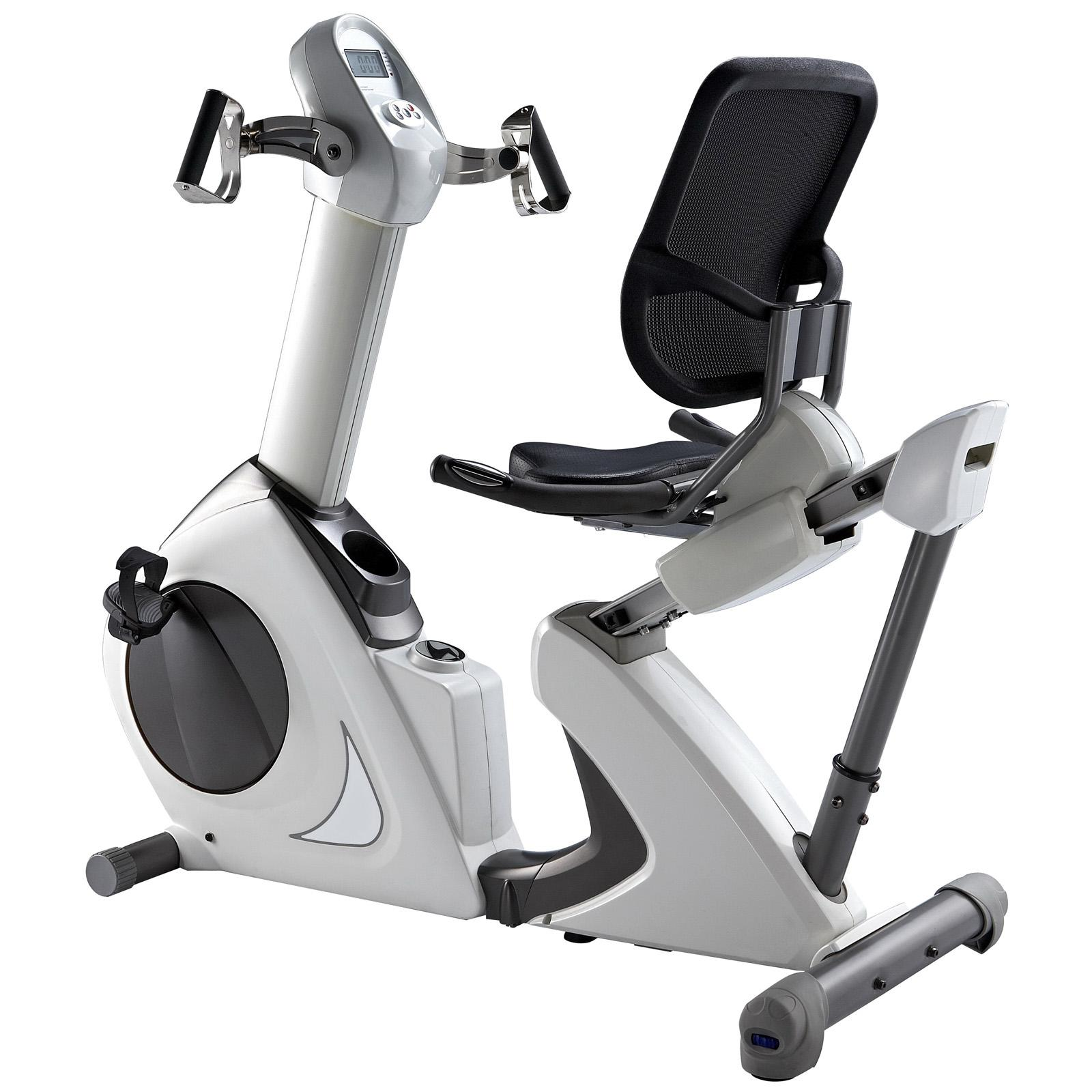 HEALTH CARE INTERNATIONAL XT-800 PhysioCycle Recumbent Cy...