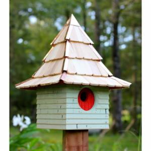 Heartwood Imperial Inn Bird House