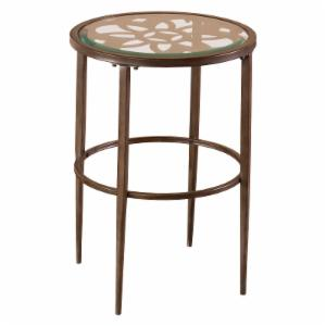 Hillsdale Marsala Round End Table