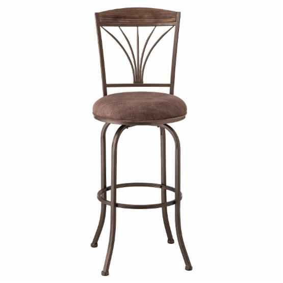 Hillsdale Cresmont Swivel Counter Stool