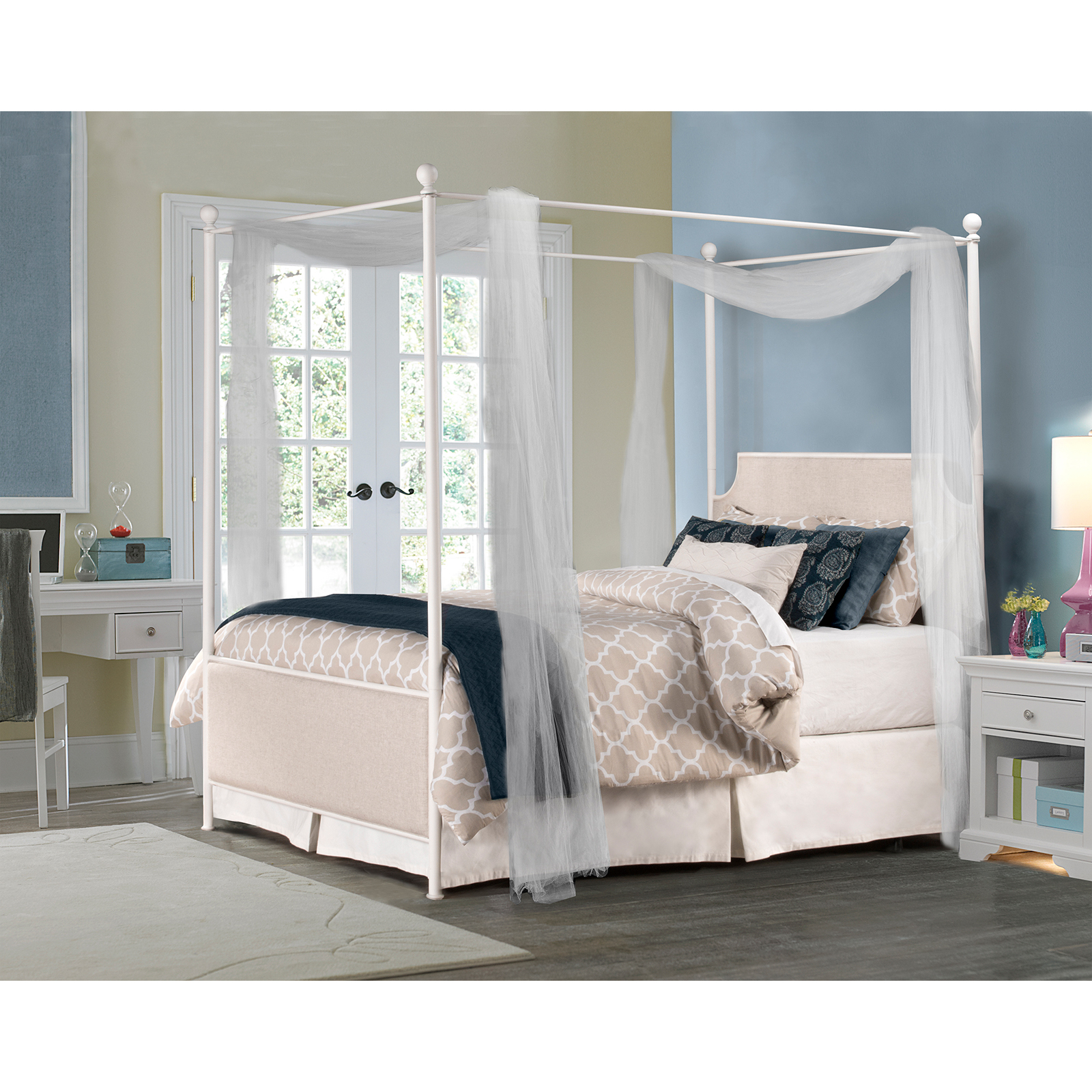 queen canopy bedroom sets.  Fashion Bed Group Sylvania Canopy Hayneedle