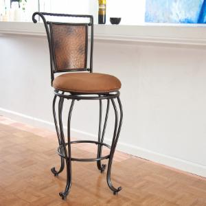 Copper Bar Stools Hayneedle