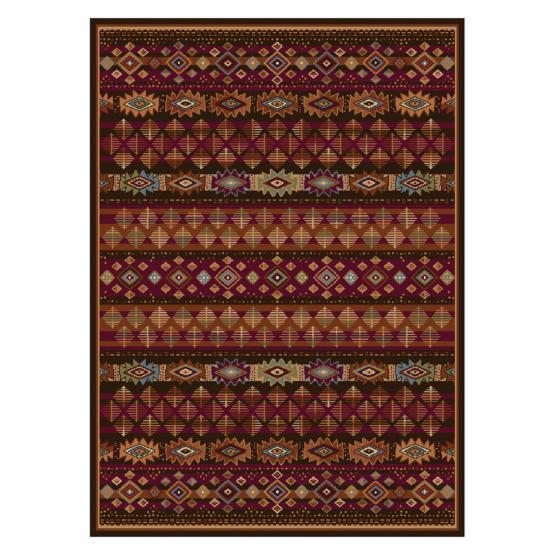 Home Dynamix 3296 Madlena Area Rug - Brown