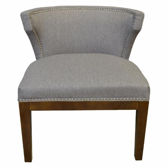 HD Couture Kyra Stallion Linen Chair