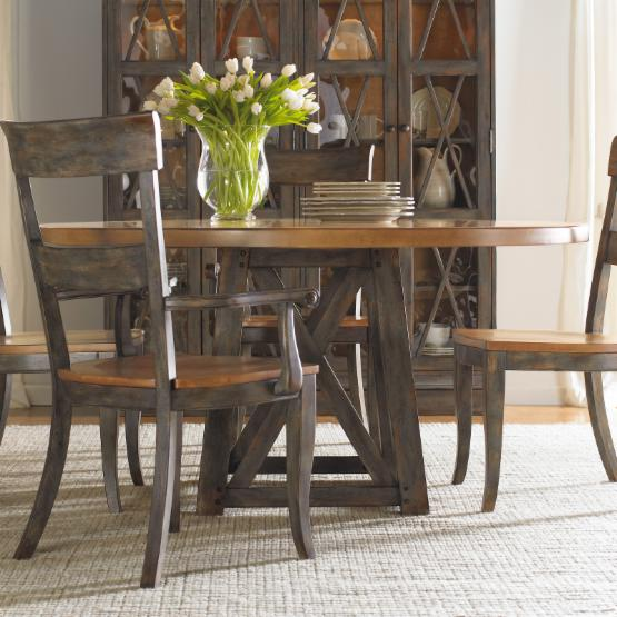 Hooker Furniture Darby 60 in. Round Dining Table