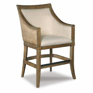 Hooker Furniture Sea Breeze 24 in. Counter Stool