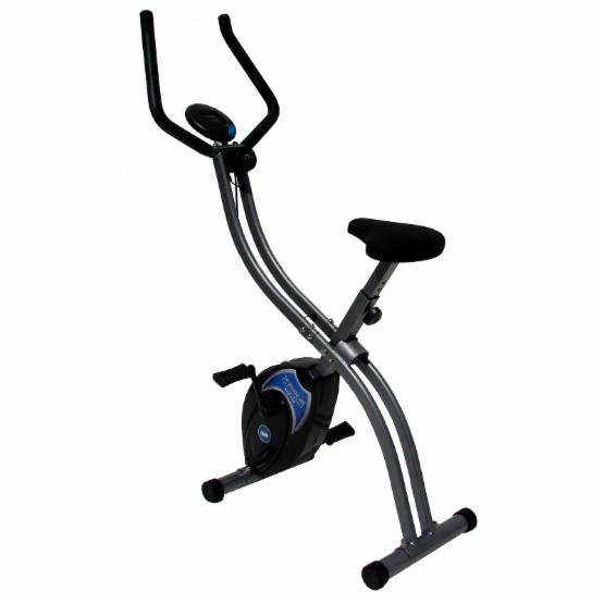 Body Champ XRB100 Magnetic Upright Exercise Bike
