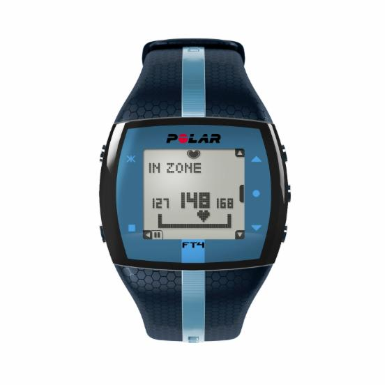 Polar FT4 Mens Heart Rate Monitor Watch