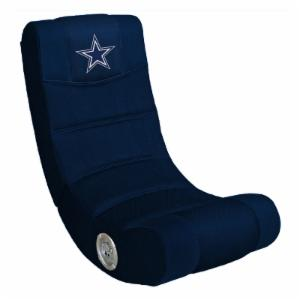 Imperial NFL Collapsible Video Game Chair with Bluetooth