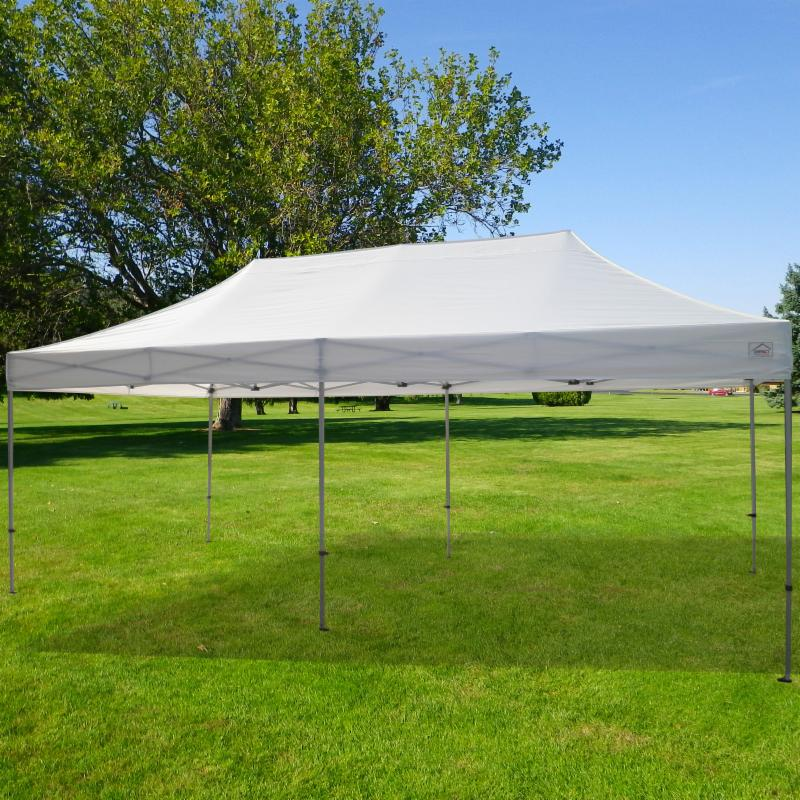 Impact Canopy 10 x 20 ft. Pop Up Canopy Tent - EVENTOIIKIT
