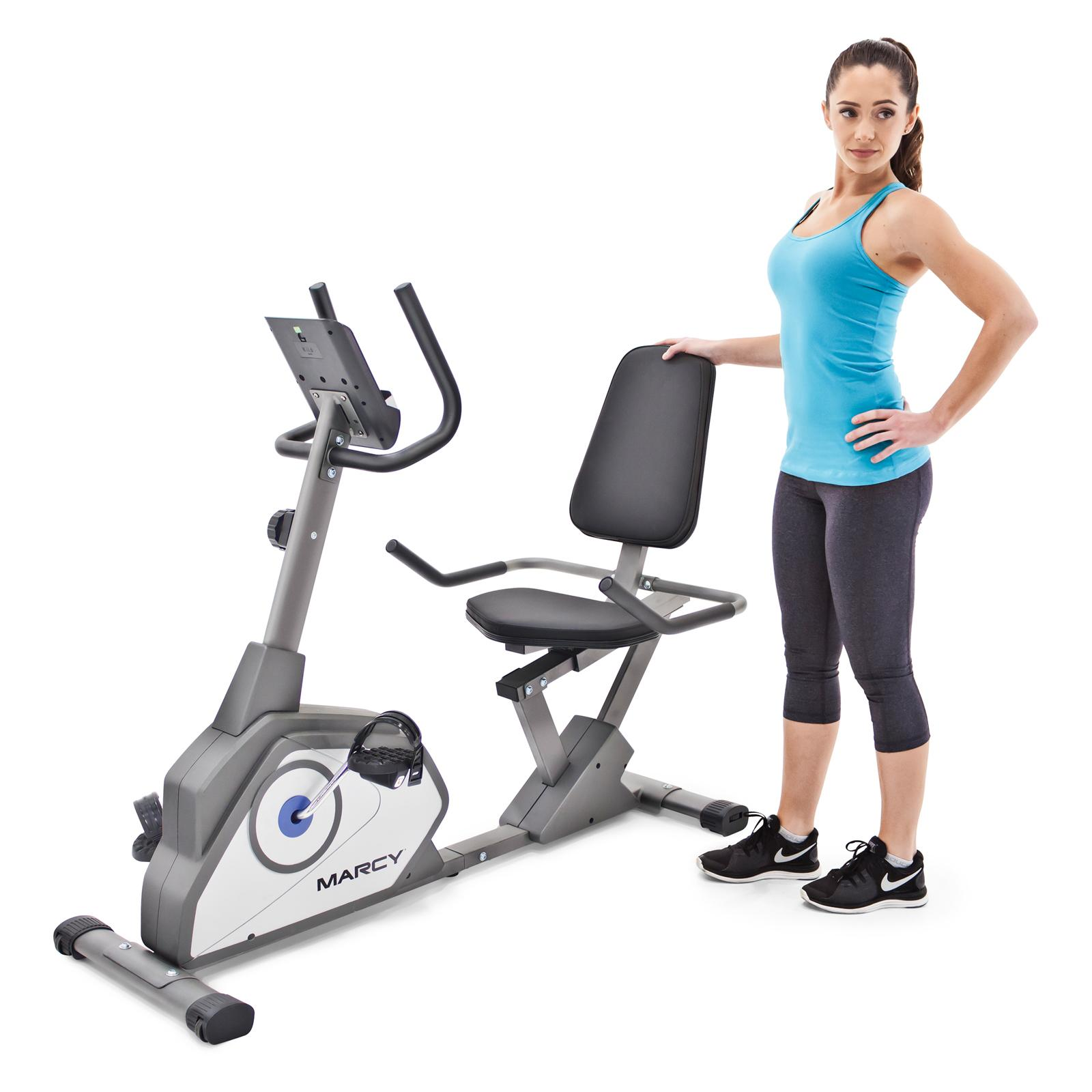 Marcy NS-40502R Recumbent Exercise Bike - NS-40502R