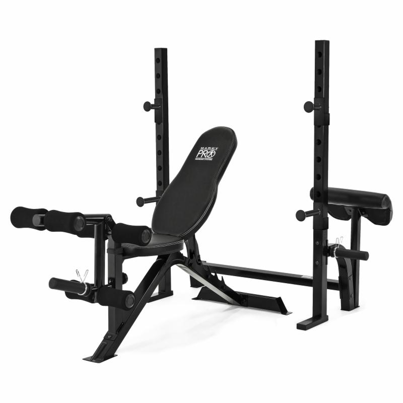Marcy Pro Two-Piece Olympic Weight Bench - PM-842