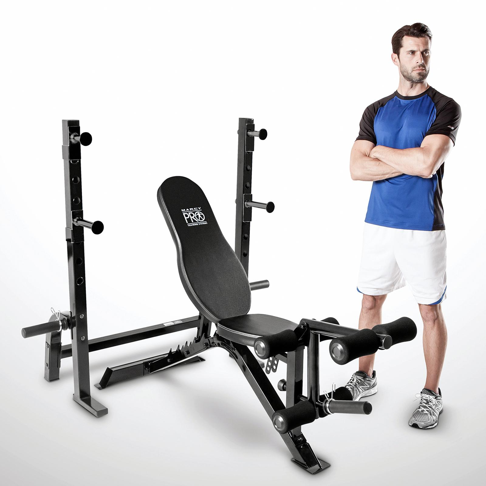 Marcy Olympic Weight Bench - PM-70210