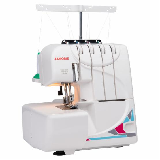 Janome MOD-8933 3/4 Thread Capable Serger Overlock