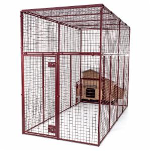 Lucky Dog Animal House Standard Covered Animal Pen