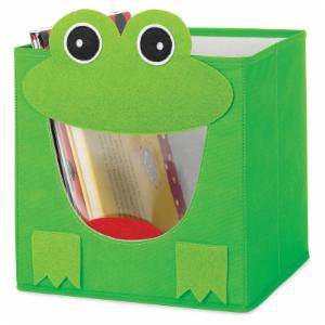 Whitmor Frog Collapsible Storage Cube