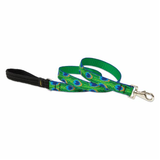 Lupine Collars & Leads Tail Feathers Dog Lead