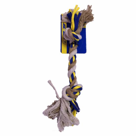 Petsport USA Triple Tex Rope Dog Toy