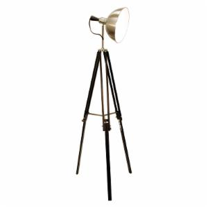 Decor Therapy Beckman Tripod Floor Lamp