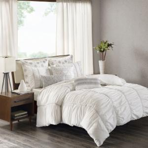 Reese Duvet 3 Piece Duvet Cover Mini Set by Ink + Ivy