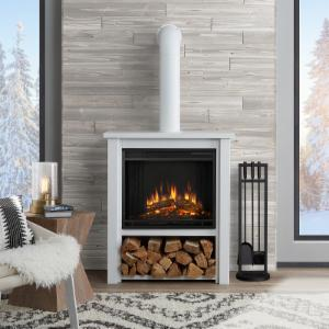 Real Flame Hollis Electric Fireplace