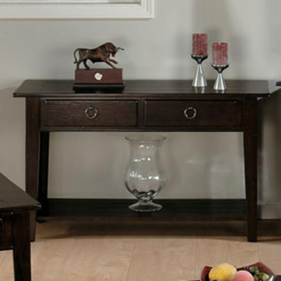 Heirloom Console Table
