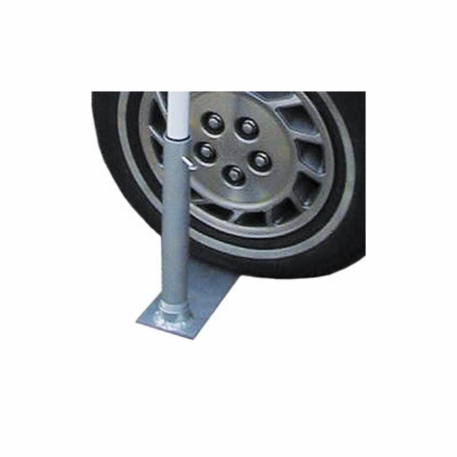 Flagpole To Go LD-TM Large Diameter Tire Stand - Silver -...