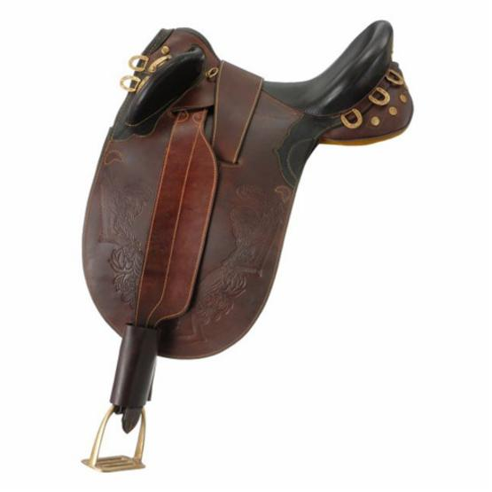 Australian Outrider Collection Stockman Bush without Horn