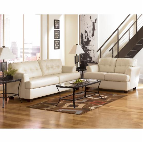 Simmons Natural Leather Upholstery Collection