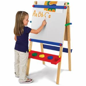KidKraft Artist Childrens Easel with Paper - 62028