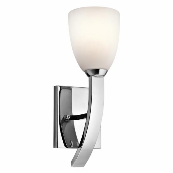 Kichler 42587CH Laval Wall Sconce