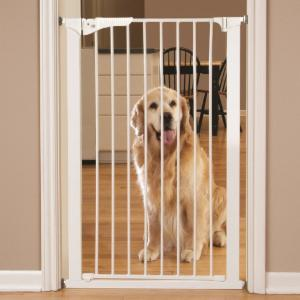 Command Pet Tall Expandable Pressure Mounted Gate