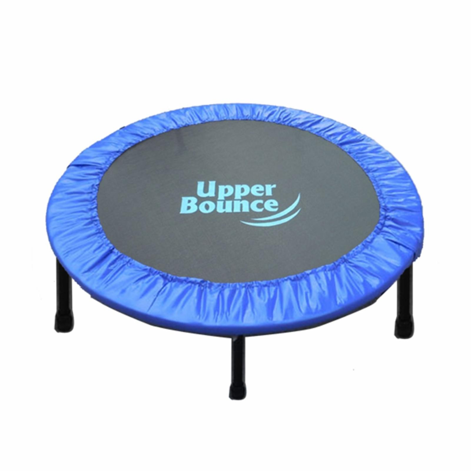 Upper Bounce 44 in. Mini Foldable Rebounder Fitness Trampoline - UBSF01-44