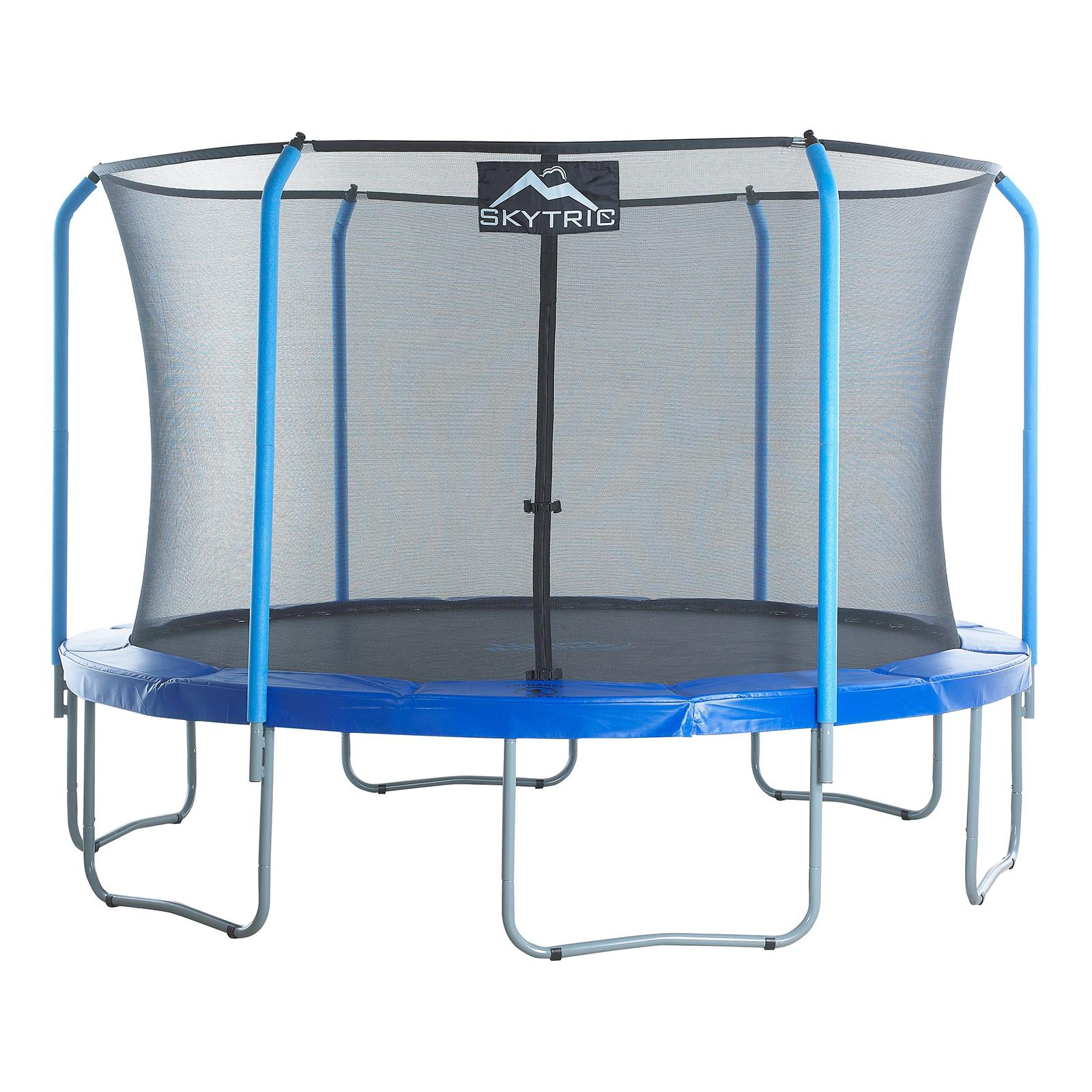 Upper Bounce 11 ft. Trampoline with Top Ring Enclosure - UBSF02-11