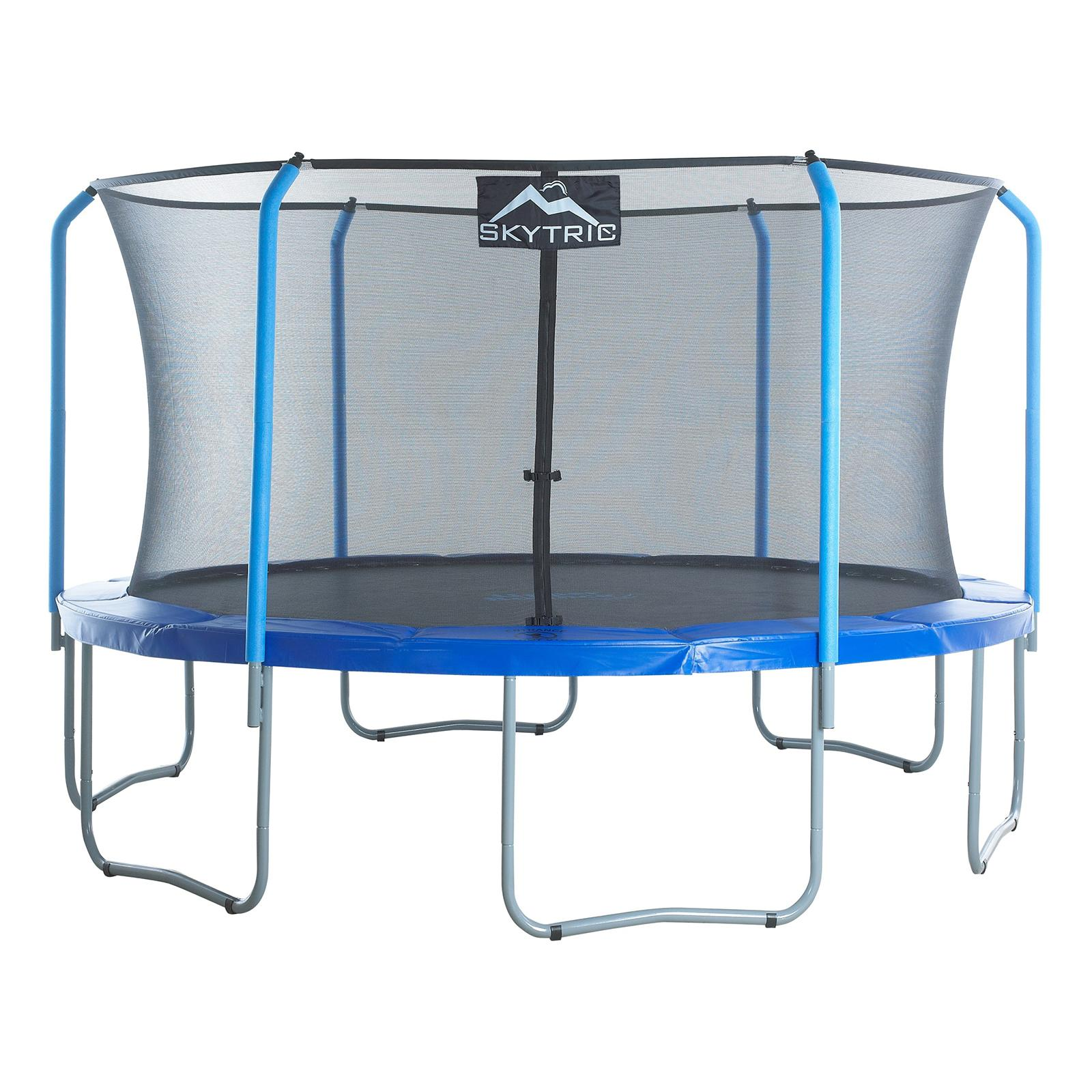 Upper Bounce 15 ft. Trampoline with Top Ring Enclosure - UBSF02-15