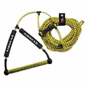 AIRHEAD Wakeboard Rope with Phat Grip Trick Handle