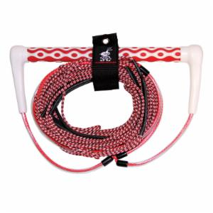 AIRHEAD Dyna-Core Wakeboard Rope - Red - 70 ft.